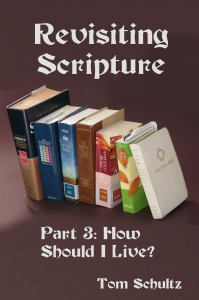 Cover of third Revisiting Scripture eBook